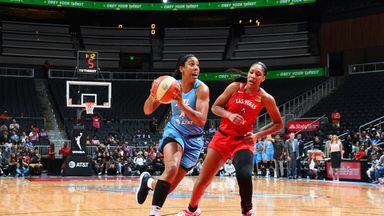 WNBA: Aces 74-78 Dream