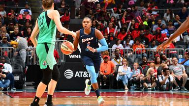 WNBA: Liberty 71-63 Dream