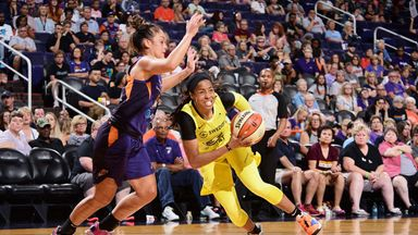 WNBA: Storm 82-70 Mercury