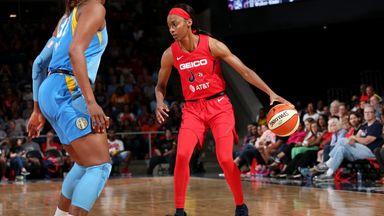 WNBA: Sky 86-100 Mystics
