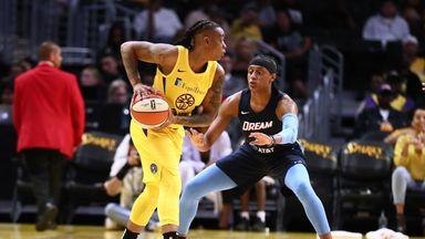 WNBA: Dream 60-70 Sparks
