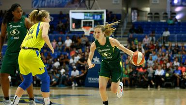 WNBA: Storm 78-64 Wings