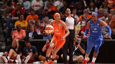 WNBA: Wings 72-102 Sun