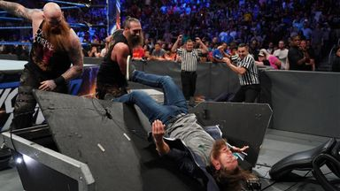 Rowan, Harper lay waste to Bryan, Reigns