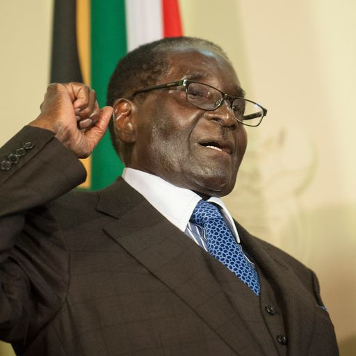 Who was Robert Mugabe?
