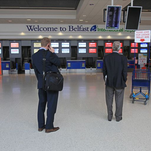 Revealed: The worst UK airports - and the best ones