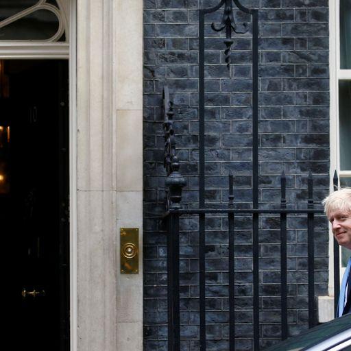 Boris Johnson breaks silence on relationship with entrepreneur Jennifer Arcuri