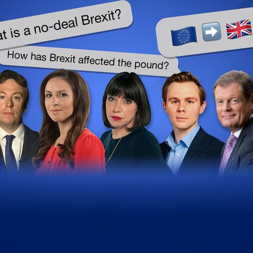 #Brexplainer: Your questions answered simply by Sky News experts