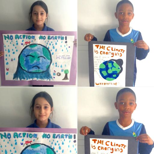 Extinction, clean water and animals: Why kids say they are 'worried' about climate change