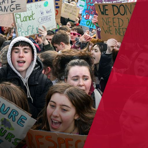 Sky Views: Hope and fear will fuel global climate change strikes