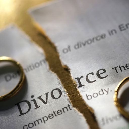 Divorce laws overhaul will 'end blame game' for couples
