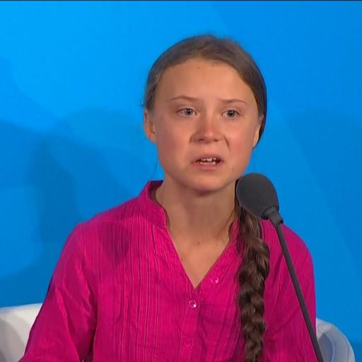 Sky Views: I had mixed feelings about Greta Thunberg's speech