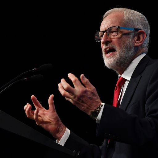 Corbyn: Election 'is coming' - but PM cannot 'dictate the terms'