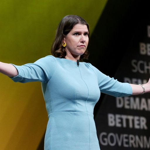 Jo Swinson talks up chances of being PM - and would create minister for happiness
