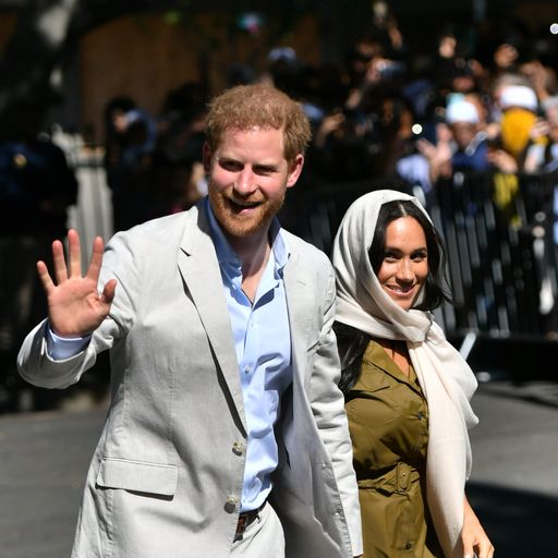 Harry and Meghan on their parenting skills