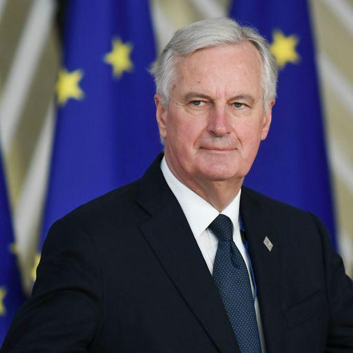 EU's Barnier 'not optimistic' about avoiding no-deal Brexit