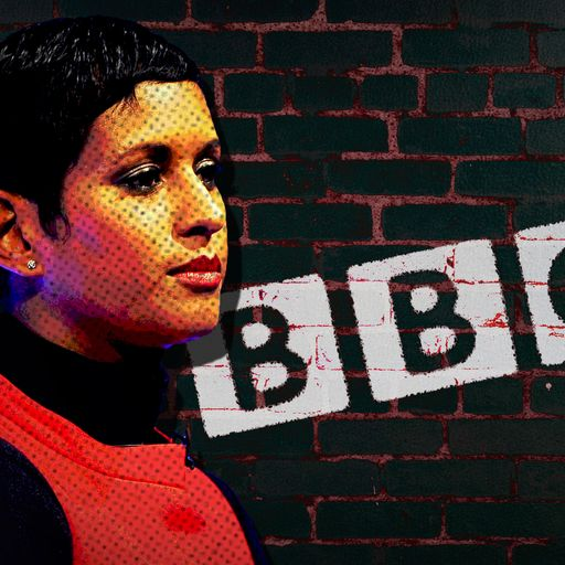 BBC's decision to reprimand Naga Munchetty sparks backlash from stars
