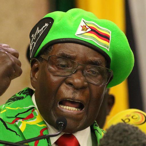 Who was Robert Mugabe?