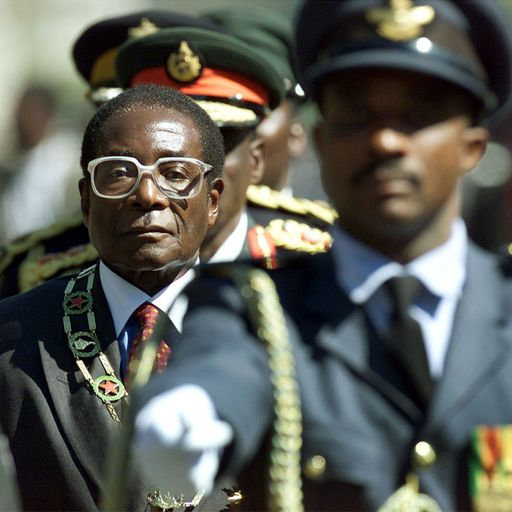 'I have beaten Christ': Robert Mugabe in his own words
