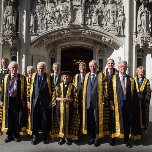 Meet the judges who will decide whether parliament suspension was lawful