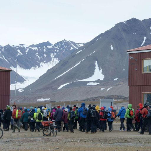 A climate catastrophe in Svalbard will cause shockwaves worldwide