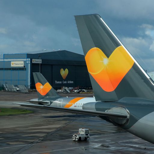 What happens for holidaymakers if Thomas Cook goes under