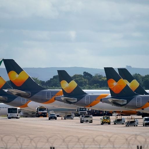 Thomas Cook: What happens for over 150,000 holidaymakers as travel firm collapses