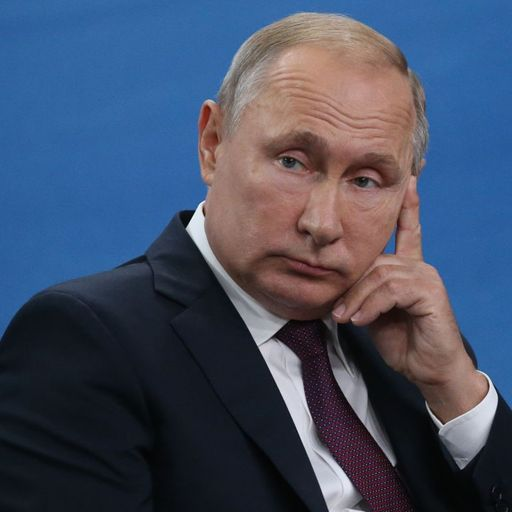 Putin's local loss a sign of his party's worsening reputation