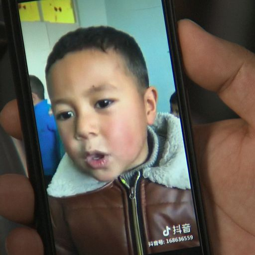 The search for Xinjiang's missing children