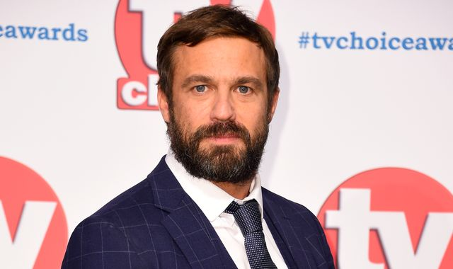 Soap star 'attacked' by fellow actor at TV Choice Awards