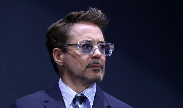 Robert Downey Jr to return as Iron Man in new Black Widow movie
