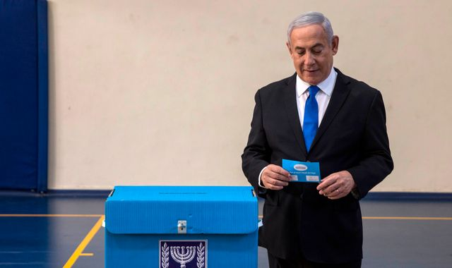 He's a great political survivor of the age - but is this the end of Netanyahu?