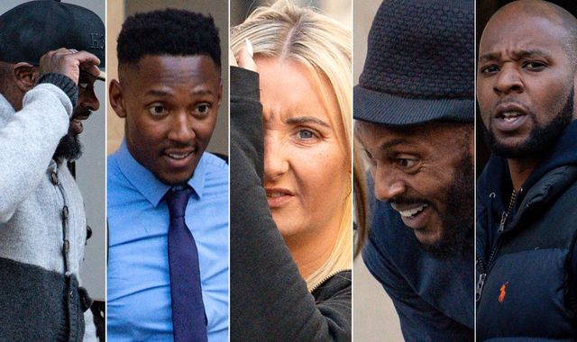 Premier League footballer caught cheating on partner 'in blackmail plot' jumped from hotel window, court hears