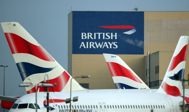 British Airways pilots call off strike planned for later this month