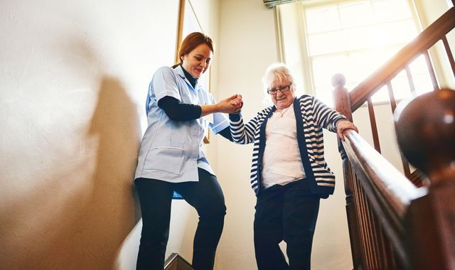 All elderly people to get free personal care under £6bn Labour plan