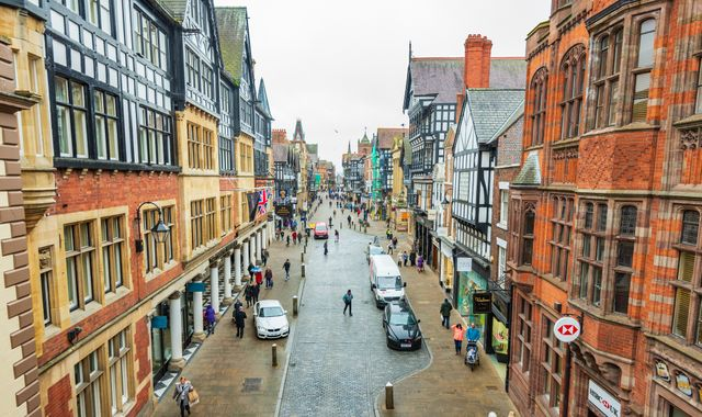 Revealed: The 69 historic high streets set for £95m government cash boost