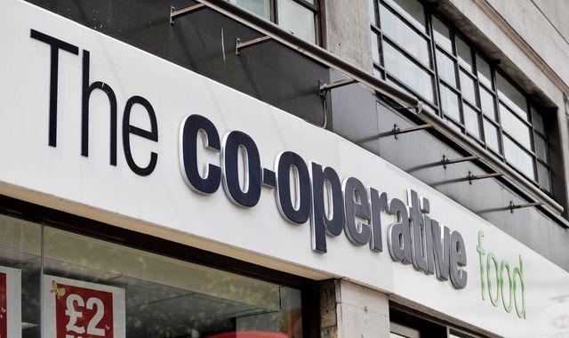 Co-op boss Steve Murrells: No-deal Brexit would mean 'gaps on shelves'
