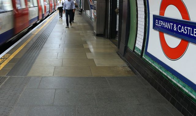 Man stabbed to death at Elephant and Castle Tube station and