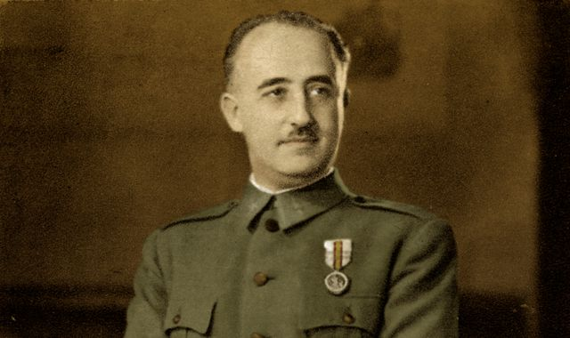 Franco's remains to be exhumed from state mausoleum on Thursday