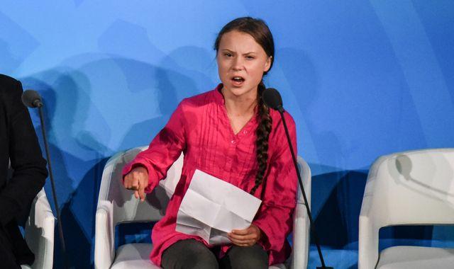 Abba Star Backs Populist Nightmare Greta Thunberg Over