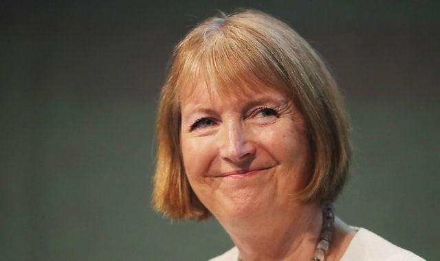 Harriet Harman: 'I will not back down' over Speaker bid