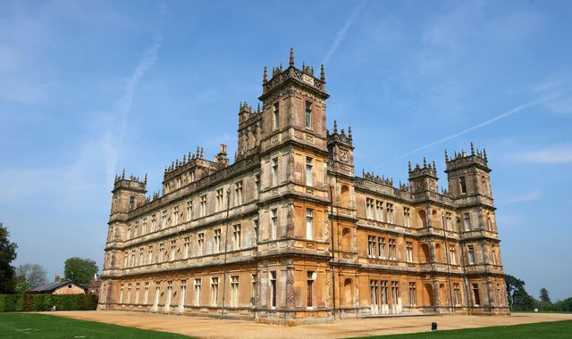 Downton Abbey stately home to be listed on Airbnb for one night only