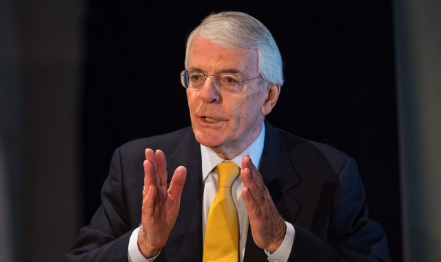 Supreme Court: Sir John Major to challenge PM suspending parliament