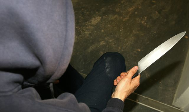 Weapon detector tech trial under way in bid to tackle knife crime