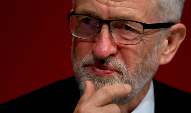 Labour Party should have two deputy leaders, Corbyn says