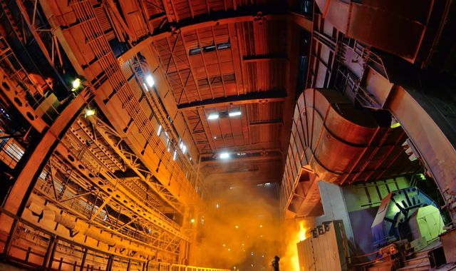 Turkey's steel imports into Europe a 'problem' for the industry, says Liberty House boss