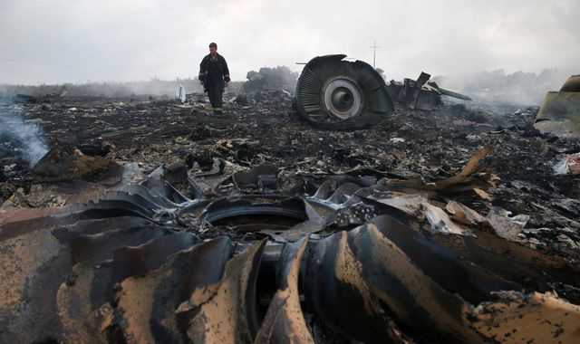 MH17 investigators release calls between 'top Russian officials and Ukraine rebels'