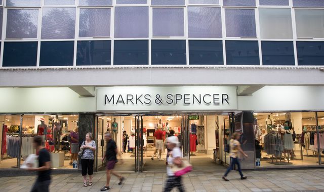 M&S finance chief Humphrey Singer quits in fresh blow to retailer