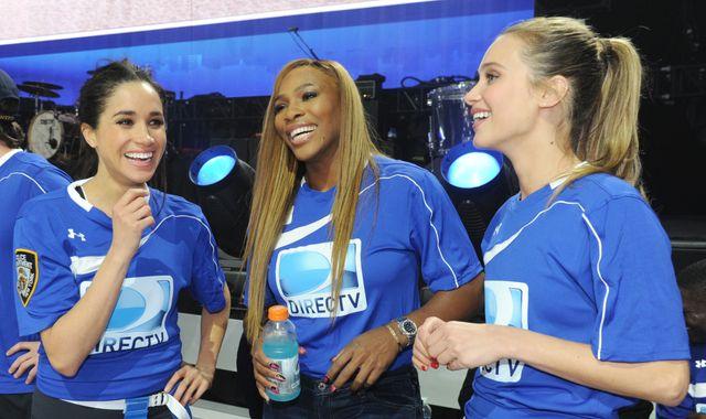 Spire FM - News - Meghan 'flies to New York' to watch Serena