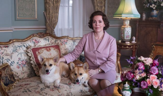 The Crown: New trailer shows Olivia Colman as 'old bat' Queen